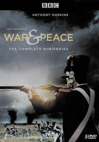 War & Peace (The Complete Miniseries) (Boxset) DVD Movie