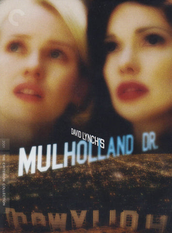 Mulholland Dr. (The Criterion Collection) DVD Movie
