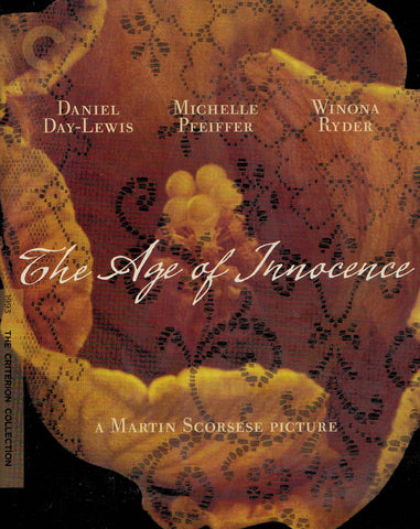 The Age of Innocence (The Criterion Collection) (Blu-ray) BLU-RAY Movie