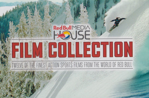 Red Bull Media - House Film Collection (Blu-ray) (Boxset) BLU-RAY Movie