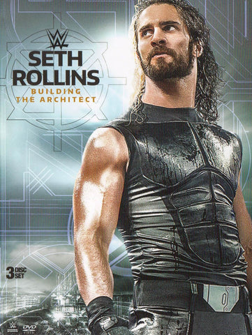 Seth Rollins - Building The Architect (WWE) (Boxset) DVD Movie