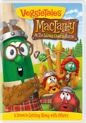 VeggieTales - MacLarry & The Stinky Cheese Battle