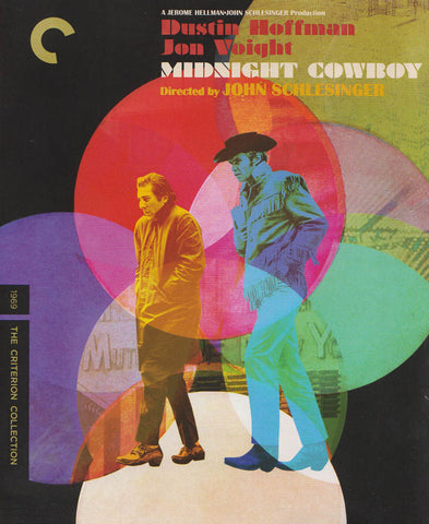 Midnight Cowboy (The Criterion Collection) (Blu-ray) BLU-RAY Movie