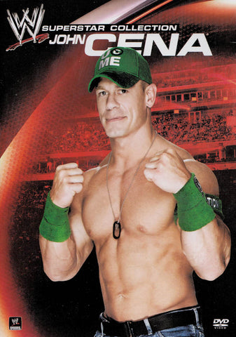 Superstar Collection - John Cena (WWE) DVD Movie