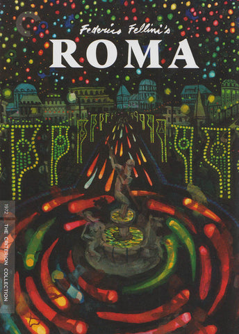 Roma (The Criterion Collection) DVD Movie