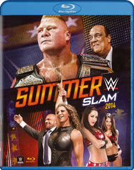 Summerslam 2014 (WWE) (Blu-ray)