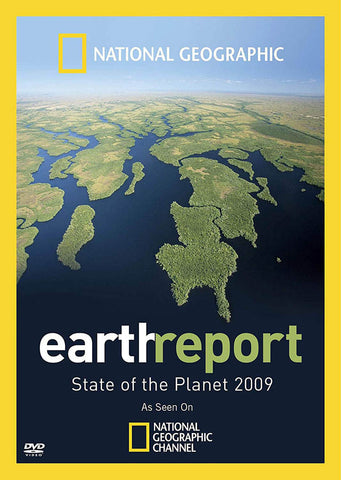 Earth Report - State of the Planet 2009 (National Geographic) DVD Movie