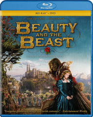 Beauty And The Beast (Blu-ray + DVD) (Blu-ray)