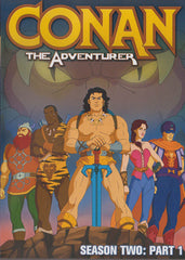 Conan The Adventurer : Season Two - Part One