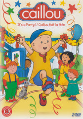 Caillou - It s A Party (Bilingual)