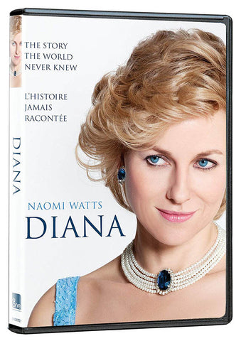 Diana (Naomi Watts) (Bilingual) DVD Movie