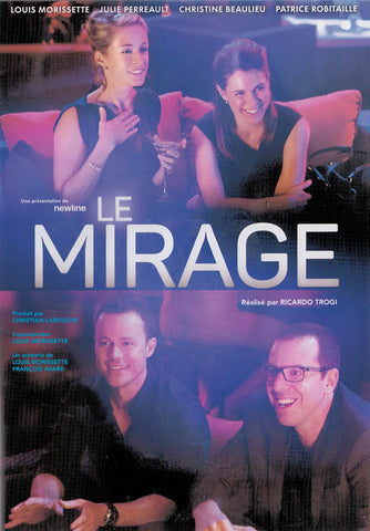 Le Mirage / The Mirage (Bilingual) DVD Movie