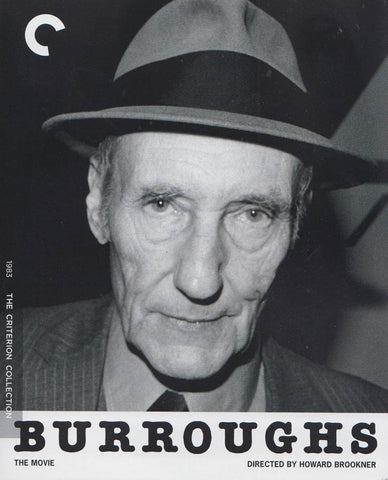 Burroughs : The Movie (The Criterion Collection) (Blu-ray) BLU-RAY Movie