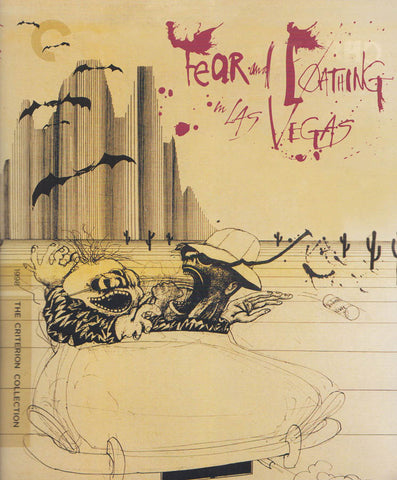 Fear and Loathing in Las Vegas (The Criterion Collection) (Blu-ray) BLU-RAY Movie