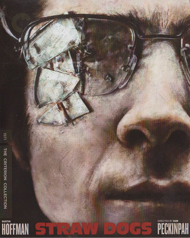 Straw Dogs (The Criterion Collection) (Blu-ray) BLU-RAY Movie