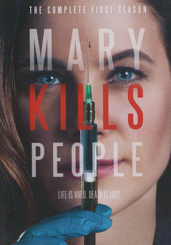 Mary Kills People - The Complete Season 1 DVD Movie