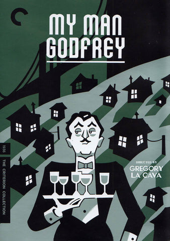 My Man Godfrey (The Criterion Collection) DVD Movie