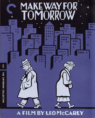 Make Way For Tomorrow (The Criterion Collection) (Blu-ray) BLU-RAY Movie