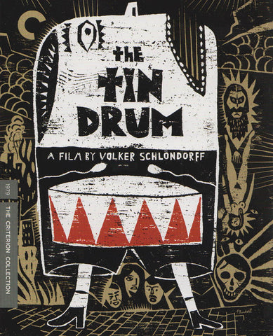 The Tin Drum (The Criterion Collection) (Blu-ray) BLU-RAY Movie