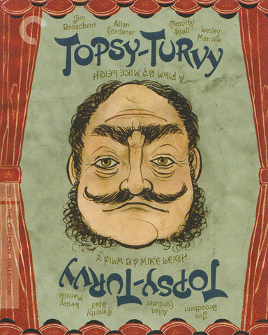 Topsy-Turvy (The Criterion Collection) (Blu-ray) BLU-RAY Movie