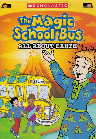 The Magic School Bus: All About Earth DVD Movie