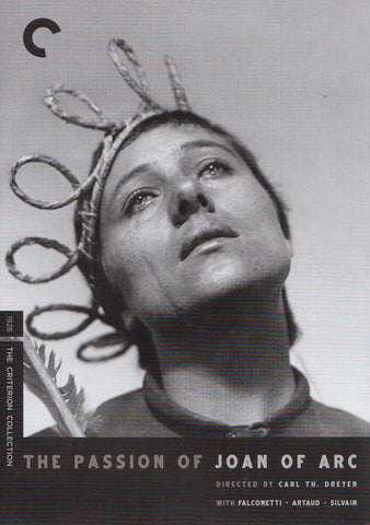 The Passion of Joan of Arc (The Criterion Collection) DVD Movie