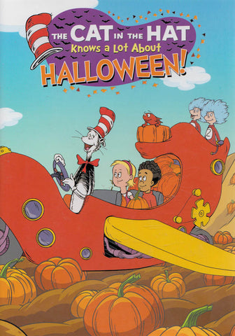 The Cat in the Hat Knows a Lot About Halloween DVD Movie