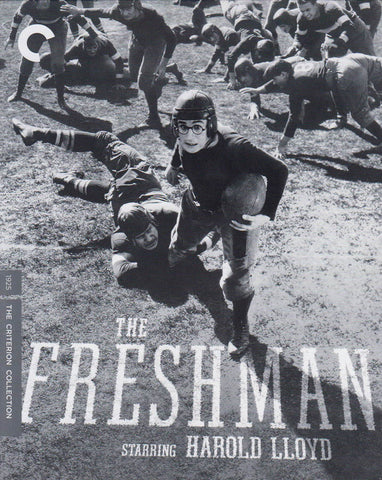 The Freshman (The Criterion Collection) (Blu-ray + DVD) (Blu-ray) (Boxset) BLU-RAY Movie