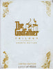 The Godfather Trilogy (Omerta Edition / Limited Edition) (Blu-ray) (Boxset) (Bilingual) BLU-RAY Movie
