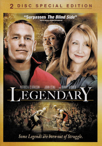 Legendary (2-Disc Special Edition) DVD Movie
