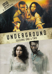 Underground - Season 1 & 2 (Limited Edition: Includes 2 Seasons)