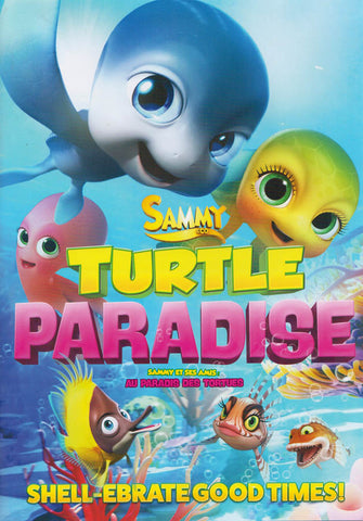 Sammy & Co: Turtle Paradise (Bilingual) DVD Movie