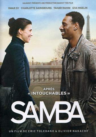 Samba (Bilingual) DVD Movie