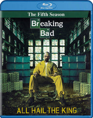 Breaking Bad - The Fifth Season (Blu-ray)