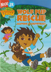 Go Diego Go! - Wolf Pup Rescue (Bilingual)