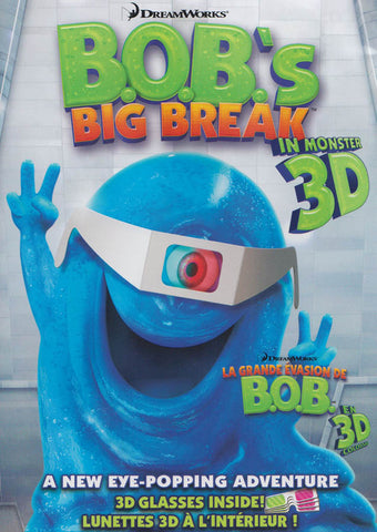 B.O.B.'s Big Break (Bilingual) DVD Movie