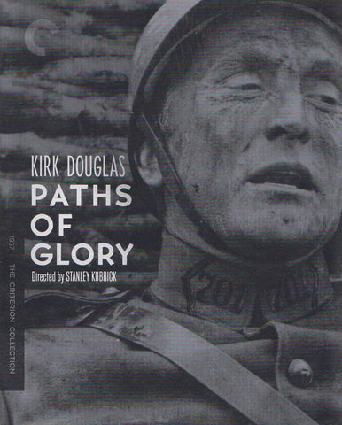 Paths of Glory (The Criterion Collection) (Blu-ray) BLU-RAY Movie