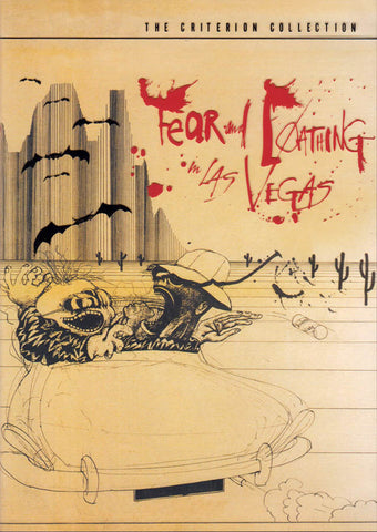 Fear and Loathing in Las Vegas (The Criterion Collection) (Boxset) DVD Movie