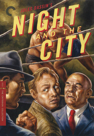 Night and the City (The Criterion Collection) DVD Movie