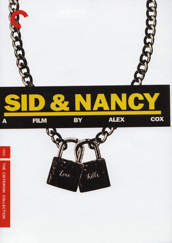 Sid & Nancy (The Criterion Collection) DVD Movie