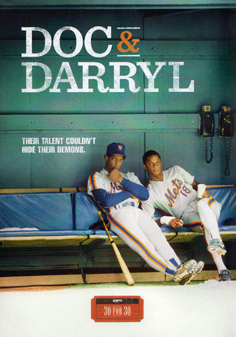 Doc & Darryl (ESPN Films 30 for 30) DVD Movie