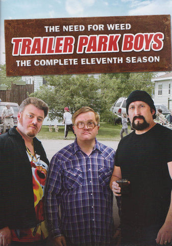 Trailer Park Boys - The Complete Season 11 (Keepcase) DVD Movie
