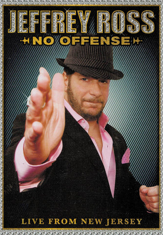 No Offense: Live from New Jersey DVD Movie