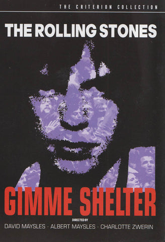 Gimme Shelter (The Criterion Collection) DVD Movie