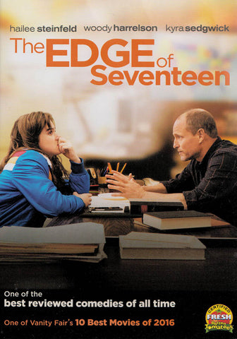 The Edge of Seventeen DVD Movie