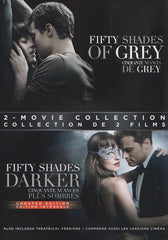 Fifty Shades of Grey / Fifty Shades Darker (2-Movie Collection) (Bilingual)