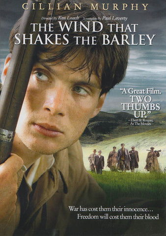 The Wind That Shakes The Barley DVD Movie