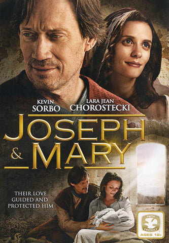 Joseph & Mary DVD Movie