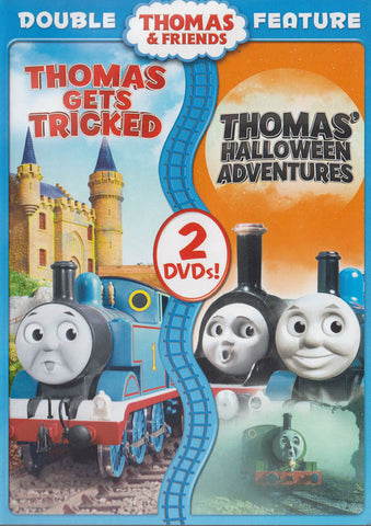 Thomas & Friends: Thomas Gets Tricked / Thomas' Halloween Adventures (Double Feature) DVD Movie
