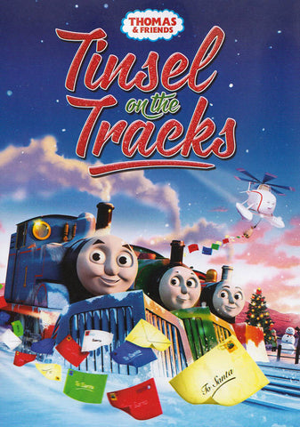 Thomas & Friends: Tinsel on the Tracks DVD Movie